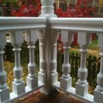 Colonial Porch Spindles