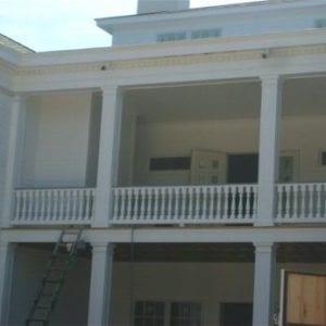 Washington, GA Porch Railing Balusters