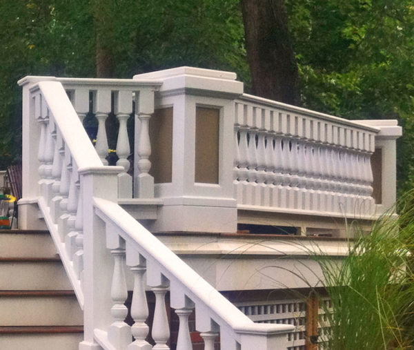 Revival Wood Porch Spindles