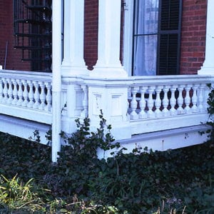 Reproduction Porch Spindles