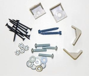 porch column installation kit hardware