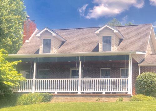 curb appeal Polyurethane porch balusters & railing