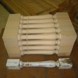 Reproduction spindles in Cedar