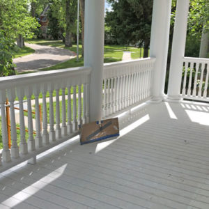 Wood Baluster Replacement