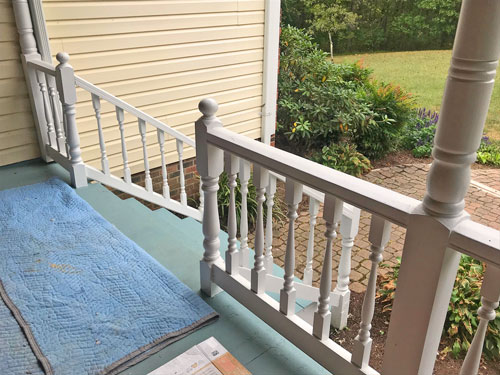 Exterior Porch Balusters