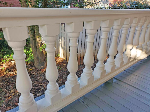 Victorian Porch Balusters