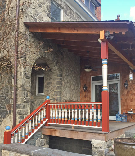 Porch Railing Philadelphia