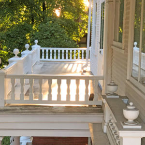 Balcony Baluster Replacement